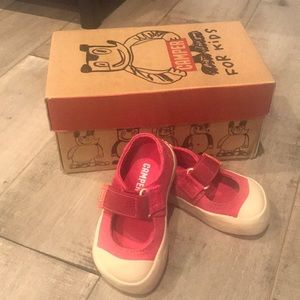Other - Pink camper canvas size 5